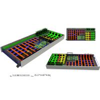 Wholesale 522M2 Discount Large Children Trampoline/Chinese Gymnastic Indoor Trampoline Equipment from china suppliers