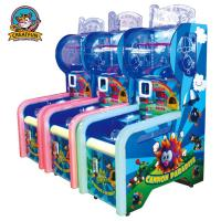Wholesale Indoor Ticket Redemption Machine Ball Shooting Game Machine For Kids from china suppliers