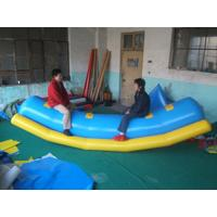 Wholesale Single Tube Inflatable Water Sports , Inflatable Seesaw Toys from china suppliers