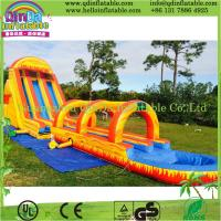 China Large Inflatable Amusement Park Inflatable Slide,Giant inflatable Slide Inflatable Amuseme on sale