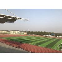 Wholesale Mini Football Field Realistic Artificial Grass UV - Resistant Natural from china suppliers