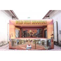 Wholesale Commercial Inflatable Wild West Shootout Games from china suppliers