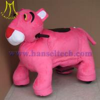 Wholesale Hansel mall animal rides plush motorized animals from china suppliers