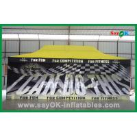Quality Portable Outdoor Oxford Cloth Cheap Folding Tent Promotion for sale