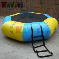 Wholesale 3M Water trampoline,water jumping trampoline,KWT005 from china suppliers
