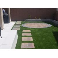Wholesale Standing Artificial Grass Rug Field Green , High Density Fake Green Grass from china suppliers