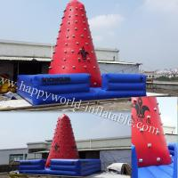 Wholesale inflatable climbing , rock climbing wall , climbing ball , inflatable rock climbing wall from china suppliers
