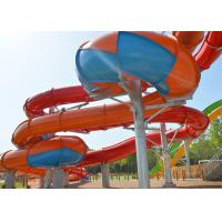 Wholesale Hotel And Resort Fiberglass High Speed Water Slide from china suppliers