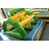 Wholesale Inflatable water Bridge climbing for aqua park from china suppliers