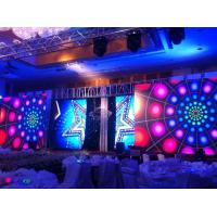 China Full Color P6 SMD Stage Stage LED Screen / Rental Large Outdoor LED Display Screens on sale