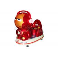 Wholesale 1 Player MP5 Music Lovely Kiddie Ride On Car Coin Operated For Rent from china suppliers