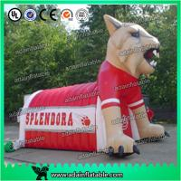 Wholesale Sport Portable White Advertising Inflatables Dog Tunnel For Sport Event from china suppliers