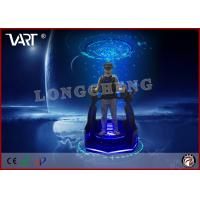 Wholesale First Ture VR Gaming Standing Platform 360 Degree Rotation to Experience Magic Journey from china suppliers