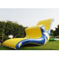 Wholesale PVC Inflatable Water Games 12 X 4 X 3 M Floating Totter Toys Digital Printing from china suppliers