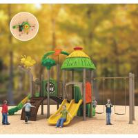 Wholesale childrens plastic playground plastic outdoor playsets for kids from china suppliers