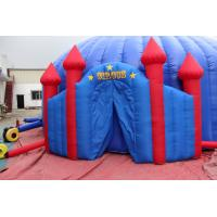 Wholesale 2015 hot sell best quality inflatable advertising tent from china suppliers