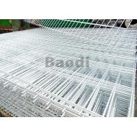 Wholesale Electric Galvanized Welded Steel Mesh Panels Wires Resist Movement With Square Pattern from china suppliers