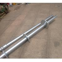 Wholesale Durable Helical Pile Foundations / Helical Anchors For Support Existing Structures from china suppliers