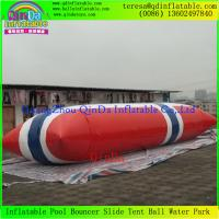 Wholesale Hot Selling  Crazy Price Water Blob Inflatable Blob Water Amusement Park Water Toy Sale from china suppliers