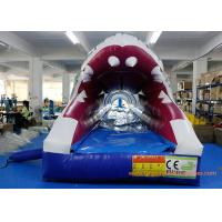 Wholesale PVC Tarpaulin Shark Commercial Or Personal Large Inflatable Slide ROSH from china suppliers