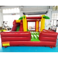 Buy cheap Bouncy Castles Inflatablecastle Inflatable Castle Bounce House Combo from wholesalers
