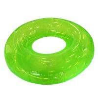 China Adults Inflatable Swimming Rings And Tubes Green 91cm ASTM CE on sale