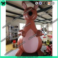 Wholesale 2m Inflatable Kangaroo, Advertising Giant Inflatable Animal from china suppliers