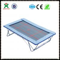 Wholesale Rectangular Jumping Trampoline / Rectangle Trampoline for Kids QX-117B from china suppliers