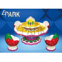 Wholesale Several Players Coin Operated Arcade Machines Strawberry Cake Sand Table from china suppliers