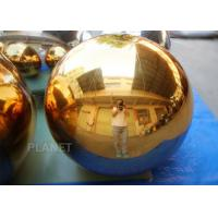 Inflatable Disco Mirror Ball For Theatrical Performance Easy To Carry