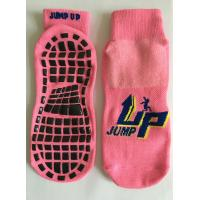 Wholesale The Professional Socks For Indoor Trampoline Sports Professional Cotton Trampoline Socks from china suppliers