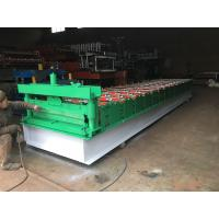 "Wholesale Steel Sheet Roll Forming Equipment 10-15 Meters / Min 1""Chain Transmission from china suppliers"