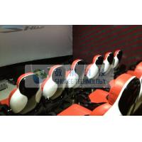 Wholesale Realistic 6D Cinema System With Seperate Platform And Cinema Special Effects from china suppliers