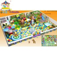 Wholesale Plastic Indoor Playground Factory from china suppliers