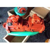 Wholesale Red Hyundai R220-7 R225-7 Hydraulic Pump Kawasaki piston pump K3V112DT-9C32-01 from china suppliers