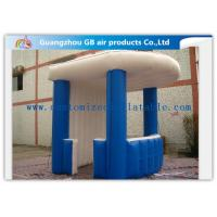 Wholesale Portable Inflatable Mini Kiosk  Inflatable Trade Show Booth  PVC Coated Tarpaulin from china suppliers