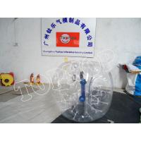 Wholesale Beach Or Grassland Inflatable Bumper Balls ,Body Zorb Ball For Interactive Games from china suppliers
