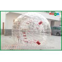 Wholesale Commercial PVC Zorb Ball For Sports Game , Giant Inflatable Ball from china suppliers