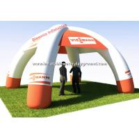 Wholesale Commercial Advertising Inflatable Tent , Waterproof Inflatable Lawn Tent from china suppliers