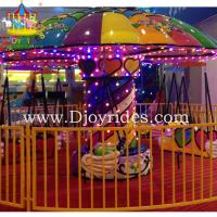 Wholesale Small amusement rides wave swinger amusement park rides flying chairs from china suppliers