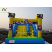 Wholesale Commercial Inflatable Dry Slide For Parties Rental Customized Size from china suppliers