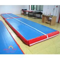 Wholesale High Quality Inflatable Air Tumble Track for Gym (CY-M667) from china suppliers