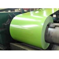 China Galvanized Steel Coil / Color Coated Steel Coil Roofing Sheets In Trade Assurance on sale