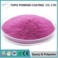 Wholesale RAL 1005 Pipeline Powder Coating, CE Approval Cracky Surface Poly Powder Coating from china suppliers