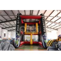 Wholesale Inflatable field goal challenge from china suppliers