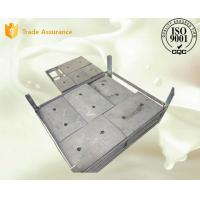 Wholesale Noise Reduction Chrome Molybdemun Alloy Steel Castings With Hardness More Than HRC43 from china suppliers