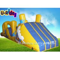 Wholesale Theme Park Water Rides Tarpaulin Sewing / Airtight Inflatable Water Sport from china suppliers