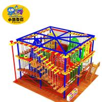 Wholesale Outdoor Kids Rope Playground Equipment Sponge Inside PVC Film Outside UV - Resistance from china suppliers