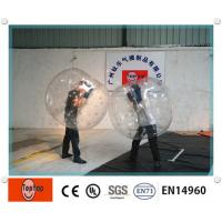 Wholesale Durable clear inflatable body ball / body bounce for playground sports games from china suppliers