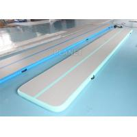 Wholesale Custom Size 3m, 4m, 5m, 6m, 8m,10m Airtrack Inflatable Gym Mat Air Track Gymnastics from china suppliers